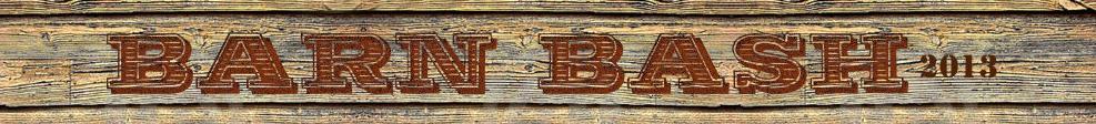 Barn Bash Header